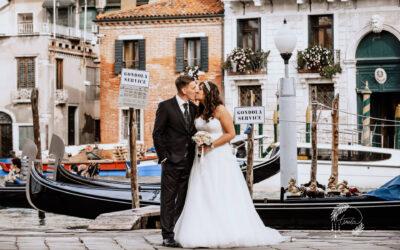 Venedig mit Christina & Patrick